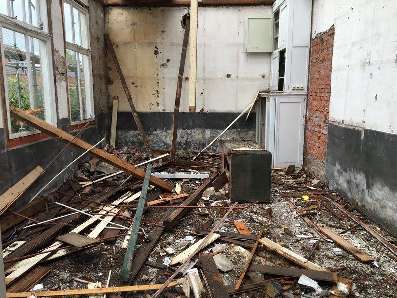 zakelijke hyptheek oud kerkpand ombouwen in Zeeland Amable
