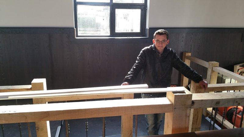 zakelijke hyptheek oud kerkpand ombouwen in Zeeland Amable Lloyd Nathaniel Oudeman