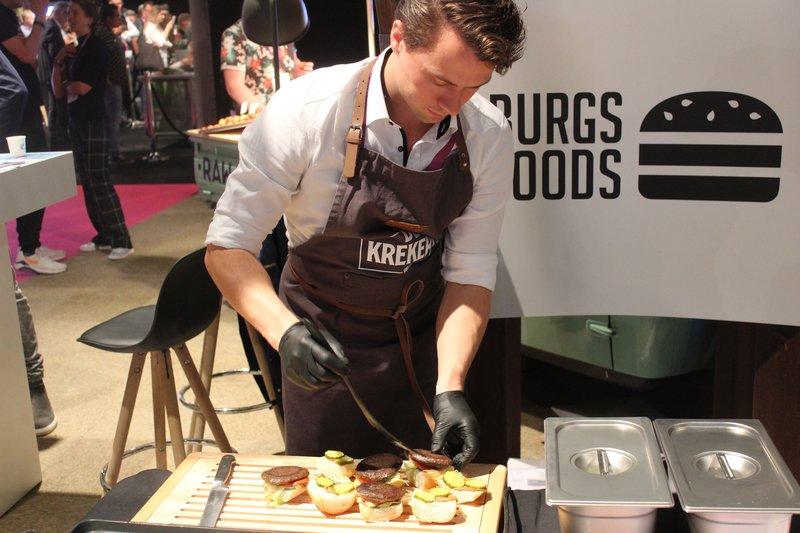 Burg Foods, George Brandenburg
