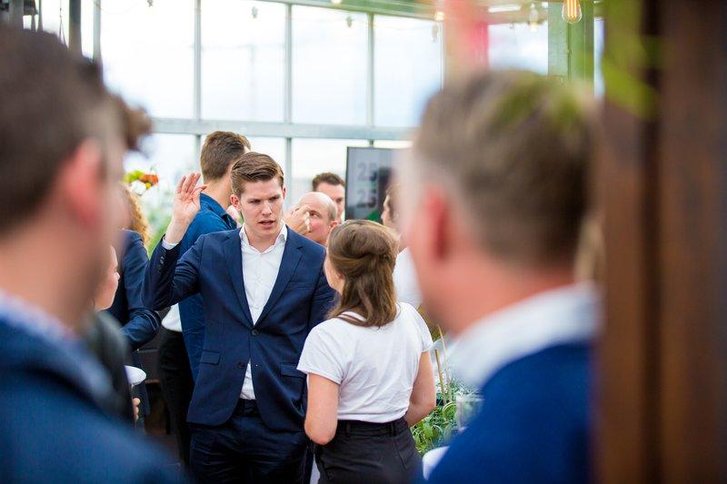 25 onder de 25 event 2019, foto: Maurice Vinken / Kleurstof