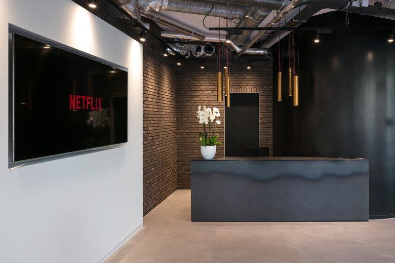 Netflix Amsterdam