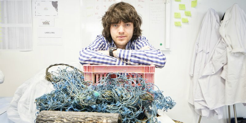 Boyan Slat, The Ocean Cleanup