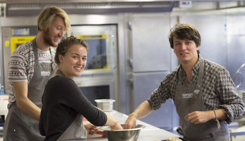 Brouwbrood Laila Blömer Mathijs Smeets Laurens Samson jonge ondernemers in de Sprout 25 onder de 25