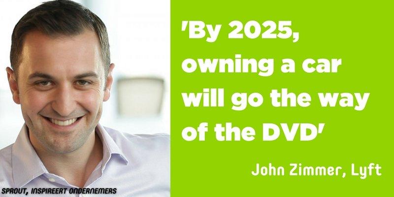 John Zimmer Lyft quote