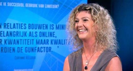 LinkedIn-expert Corinne Keijzer