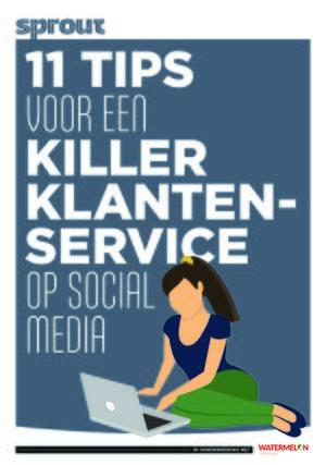 Whitepaper: 11 tips voor een killer klantenservice