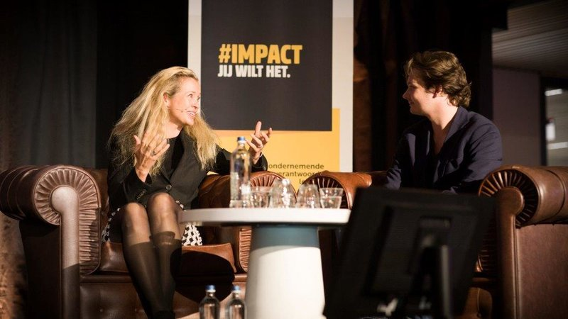Enactus impact maken Willemijn Verloop WarChild