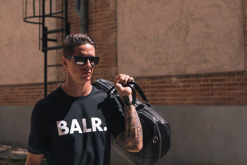 Ook Fernando Torres draagt BALR.