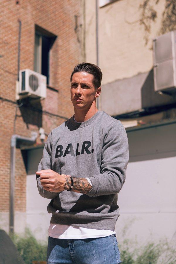 Fernando Torres met BALR.