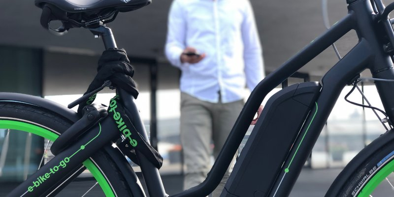 E-bike to go