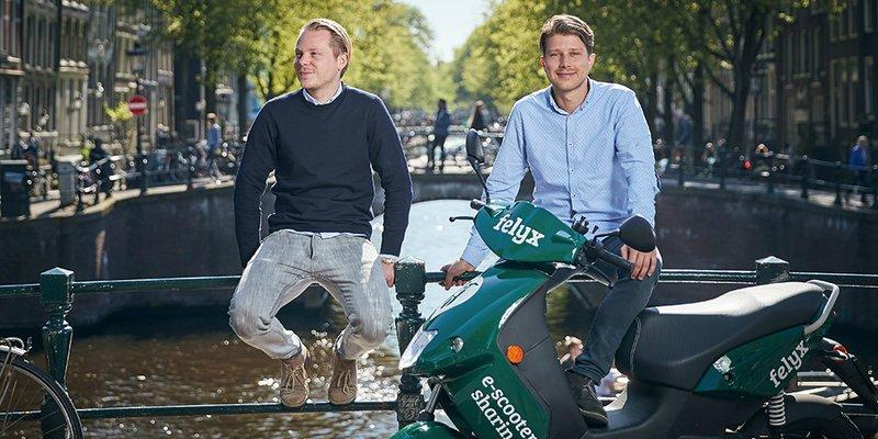 Felyx, Quinten Selhorst, Maarten Poot