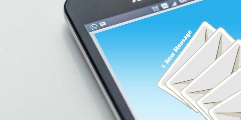 E-mail, marketing, mobiel