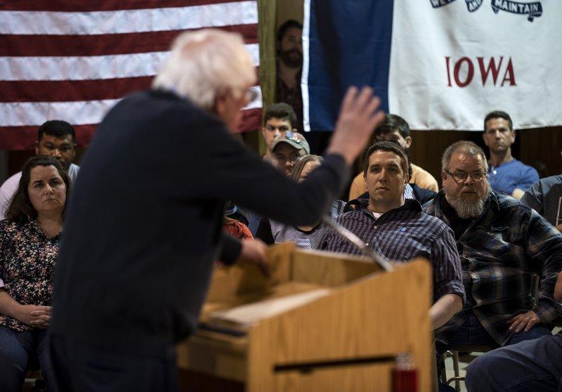 Sanders (getty)