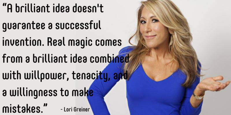 Lori Greiner quote