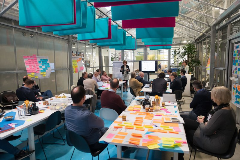 The Office: hier stoomt Yes!Delft tech-startups klaar | Sprout