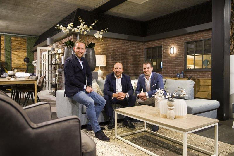 Niels Verwij, Jarno Goesten, Maurice Rustwat (Dekbeddiscounter)