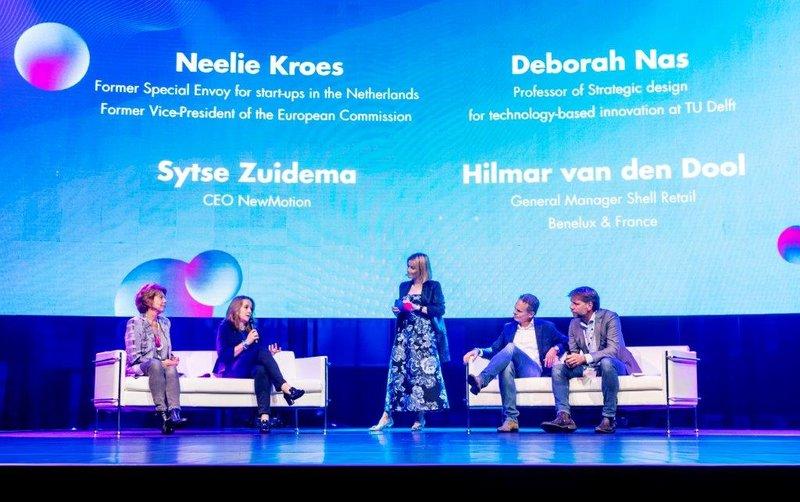 New Energy Challenge Hilmar van den Dool