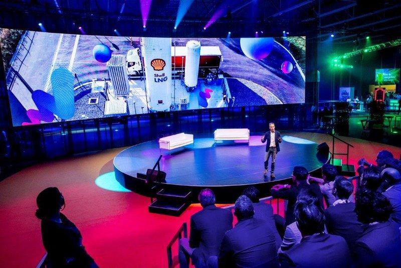 Hilmar van den Dool Shell New Energy Challenge