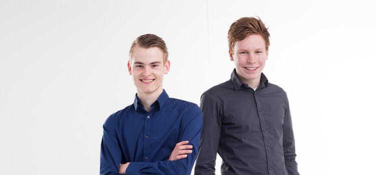 Stax Social Media, Stijn Dierink, Max van Marle, jonge ondernemer, Sprout