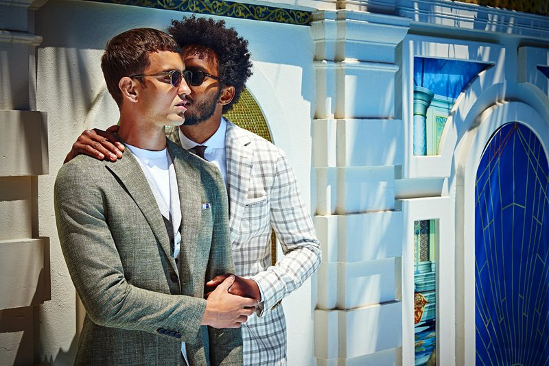 Suitsupply Marketingposter