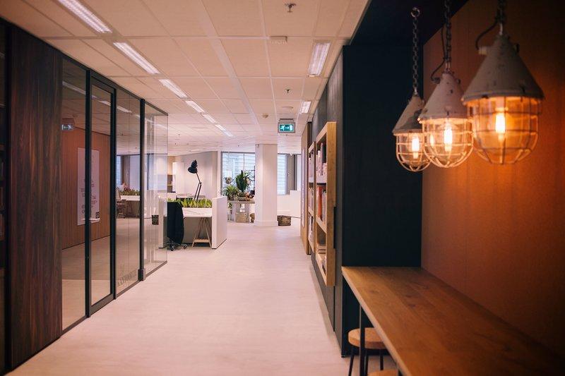 Het kantoor van G20 in Utrecht