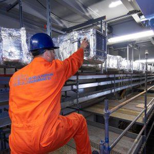 Heinen & Hopman CEO: Joep Hopman Plaats: Bunschoten Omzet: 327,5 miljoen euro Gemiddelde groei: (2013-2017): 10,3% Gemiddelde EBIT: (2013-2017): 4,7% FTE: 1693