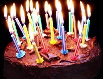 jarig verjaardag taart MT Bob de Manager