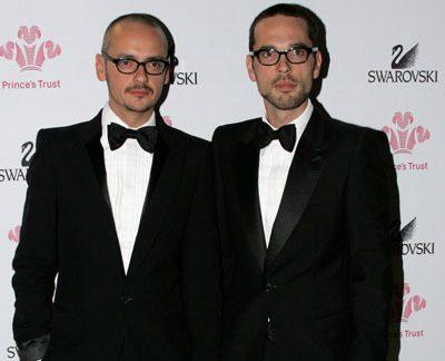 Viktor Korsting en Rolf Snoeren