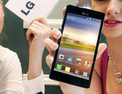 LG 4X HD
