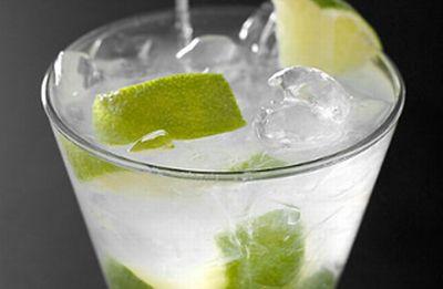 Wodka lime