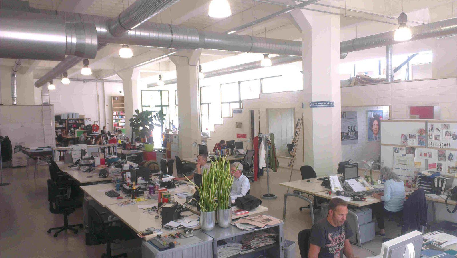 Ook het design van je kantoor heeft invloed op de for Kantoor architect