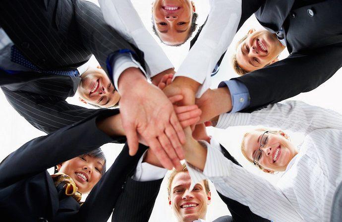 platte organisatie