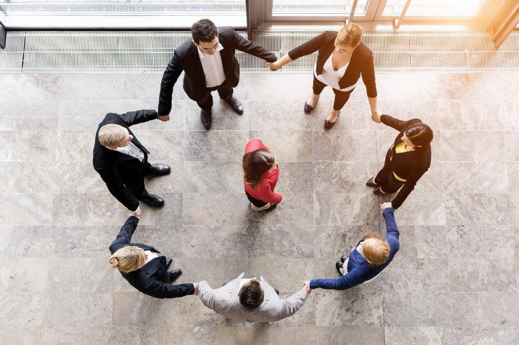 In 6 stappen naar gedeeld leiderschap