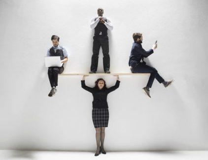 effectief leiderschap support challenge MT