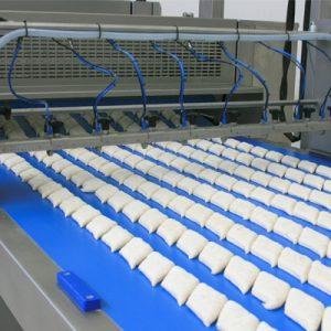 CEO: Jeroen van Blokland Plaats: Culemborg Omzet 2016: 105 miljoen euro FTE: 472 Als fabrikant van bakkerijmachines en productielijnen behoort Rademaker tot de wereldtop. 98 procent van de klanten zit dan ook in het buitenland. De machines van het bedrijf uit Culemborg kunnen deeg omzetten in vrijwel alle soorten brood, van donuts tot naan. De Crusto-broodproductielijn is 60 meter lang. Per uur kan de machine 15.000 stokbroden bakken.