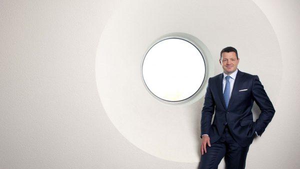 KLM-topman Pieter Elbers