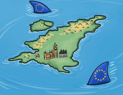 1. Brexit: May wil beste buren blijven met Europa De Britse premier Theresa May liet gisteren in het Lagerhuis weten dat een Brexit niet het einde zal betekenen voor de relatie tussen het Verenigd Koninkrijk en Europa. Ze wil naar eigen zeggen 'beste buren blijven' en zorgen dat de handel voortaan 'tariefvrij en frictieloos' zal verlopen, aldus het FD. Demissionair minister Bert Koenders (BuZa) liet later weten dat hij eerst wil weten hoe het met de 100.000 Nederlanders in het VK en de financiële afwikkeling zal gaan, voordat hij gaat praten over nieuwe handelsakkoorden. Lees ook het artikel over de gevolgen van de Brexit voor Nederlandse ondernemers. 2. Beursgiganten mogen niet fuseren van Europese Commissie De Deutsche Börse en de London Stock Exchange mogen niet fuseren. Dat heeft de Europese Commissie laten weten in een persbericht. Het samengaan van de twee beursgiganten zou de concurrentiebalans enorm verstoren. Opvallend is het moment van bekendmaking, volgens het FD. De beslissing zou namelijk al lang genomen zijn maar werd juist gisteren naar buiten gebracht, op dezelfde dag dat de scheiding tussen het Verenigd Koninkrijk en Europa werd aangevraagd door Theresa May. 3. Samsung biedt ook digitale assistent bij Galaxy S8 Samsung komt niet alleen met een vernieuwde telefoon, maar biedt daar ook een digitale assistent bij, vergelijkbaar met Siri van Apple. Met de nieuwe Galaxy S8 hoopt het bedrijf het vertrouwen van de consument terug te winnen, aangezien de Galaxy Note 7's in brand vlogen en vervolgens allemaal ingeleverd moesten worden. Assistent Bixby kan onder meer wijn herkennen en producten voor je kopen via Amazon. Daarnaast kun je Bixby opdragen iemand te bellen of iets op te zoeken via Google. 4. Domino's gaat testen met bezorgrobot Pizza bezorgen met een robot? Domino's zegt het klaar te gaan spelen binnenkort. In een aantal geselecteerde grote steden, ze willen niet zeggen welke, gaan er proefrobots rijden. Ze kunnen anderhalve kilometer van de vesti