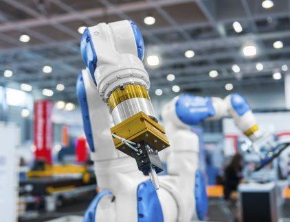 hewlett packard enterprise thinkstock robot industrie 4.0