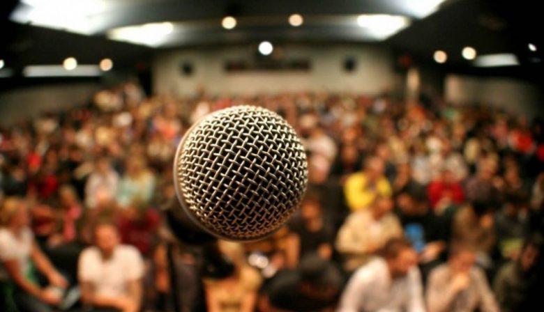 leren spreken in het openbaar
