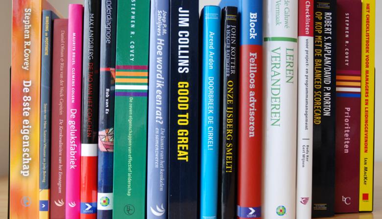 managementboeken bijscholing leren