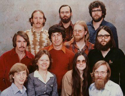 Bill Gates Microsoft 1978