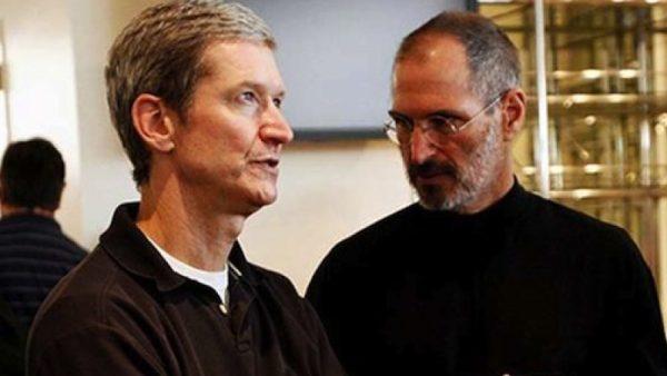 Apple-leiders