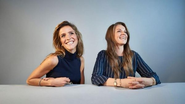 Maddie Raedts en Emilie Tabor - IMA