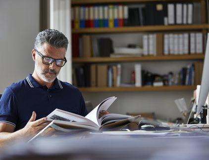 geconcentreerd lezen, productief werken, efficiënt werken, digitale teksten, snellezen, focus
