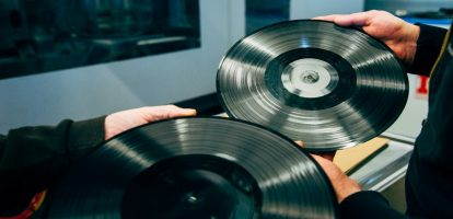 vinyl samenwerken elpees