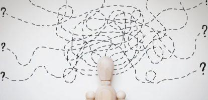 geen strategie uitvoeren strategieën onzekerheid