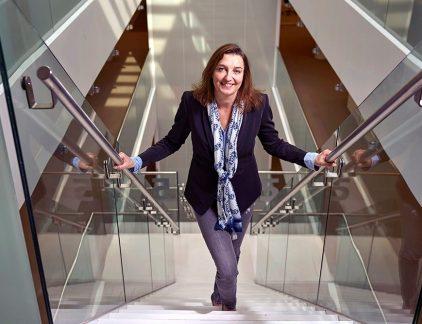 Eva de Vries van Microsoft