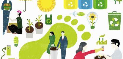 Wie in de richting van een klimaatneutrale organisatie wil bewegen, gaat het liefst snel aan de slag. Logisch. Maar de beste resultaten haalt u door eerst de koppen bij elkaar te steken en pas daarna stappen te gaan nemen. Werken volgens een plan dus. En dat start altijd met het omschrijven van een duidelijk doel. Zodra u de CO2-footprint van uw onderneming kent is dat te doen. Bepaal welke activiteiten in de organisatie in aanmerking komen om de CO2-footprint van uw organisatie terug te dringen. Ambitie is prima en in de huidige tijd zelfs wenselijk, maar maak het concreet en realistisch door een planmatig maatregelen te gaan nemen. Energie besparen door isolatie, slimme LED verlichting of zelfs zonnepanelen? De extra aanschafkosten heeft u in de meeste gevallen al binnen twee jaar terug verdiend. Concrete doelen kunnen zijn: de CO2-uitstoot van alle gereden kilometers binnen 2 jaar met 50 procent reduceren, door een ander mobiliteitsbeleid en andere lease auto's. Of het met 70 procent terugbrengen van de CO2-uitstoot door energieverbruik, door het overstappen op groene stroom. Maar het kan ook nog veel kleiner, door minder te printen. Om deze ambities te kunnen bereiken is het uiteraard wel zaak om erachter te komen hoeveel die uitstoot en het verbruik op dit moment bedraagt. Bereken daarom de CO2-footprint van de organisatie, zodat je ziet waar je veel kunt besparen. Werkt u internationaal en maakt u veel zakelijke vliegreizen? Dan is daar veel klimaatwinst te behalen en zijn er kosten te besparen, door het reisbeleid aan te passen. In de praktijk blijkt dat bij bedrijven CO2 én kostenbesparingen van 10-25% haalbaar zijn op zakelijk reizen. Hoe? Door minder te vliegen, anders te reizen en daar een betere balans in te vinden. De volgende stap? Iemand in de organisatie aanwijzen die met de gestelde doelen aan de slag gaat en daarover regelmatig rapporteert. Klimaatneutraal ondernemen is namelijk nooit één keertje aan een paar knoppen draaien, maar moet vast onderde