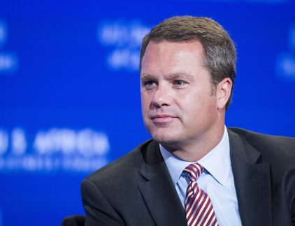Doug McMillon, Walmart, CEO