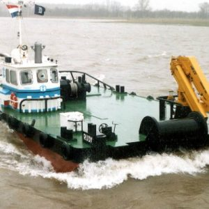 CEO: Martin de Kok Plaats: Hardinxveld-Giessendam Omzet 2016: 77.805miljoen FTE:78 Gem. groei 2012-2016:-0,5% Gem. EBIT 2012-2016:7,6% Neptune Shipyards bouwt in het Zuid-Hollandse Hardinxveld-Giessendam pontons, sleepboten en ander maritiem materieel. Naast bouw, wordt er ook materiaal verhuurd.